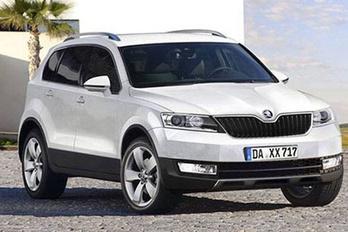 Jön a harmadik terep-Škoda