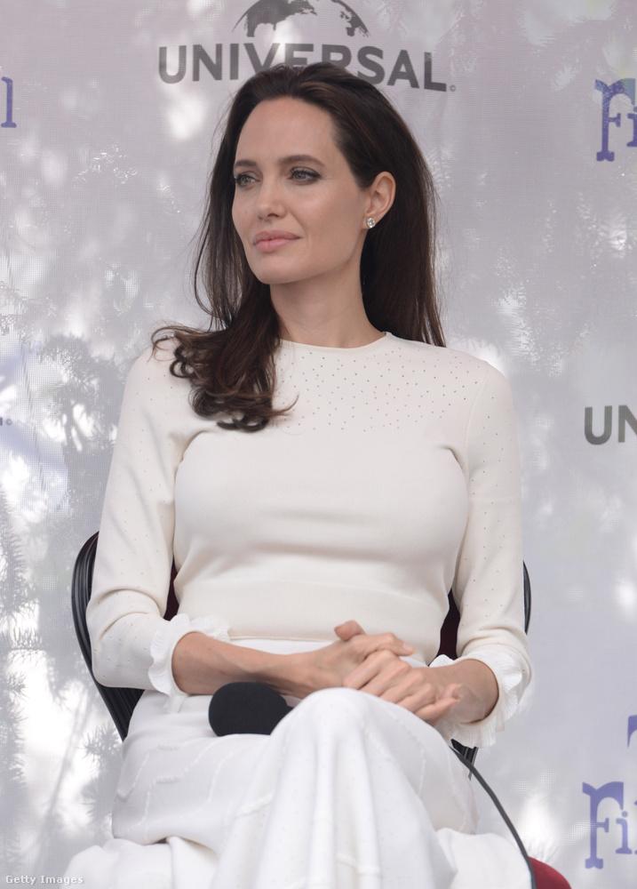 A 42 éves színésznő az elmúlt években több eltávolító jellegű, orvosi beavatkozásnak is alávetette magát, mert nagyon nagy volt annak az esélye, hogy rákbeteg lesz - édesanyját, és anyai nagyanyját is így veszítette el