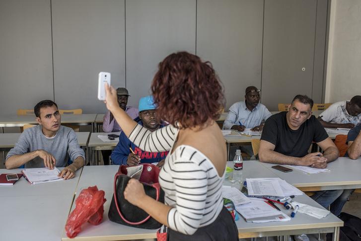 Integrációs kurzus Berlinben, 2015 őszén