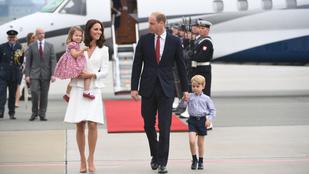 A fogadóirodák már tudni vélik, mi lesz Katalin és Vilmos harmadik gyerekének a neve
