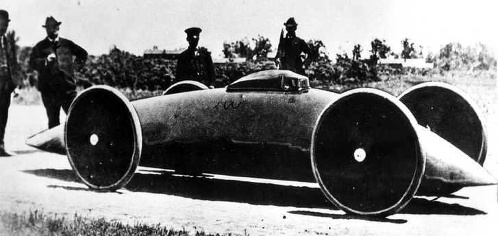 Bakers Electric Torpedo 1902