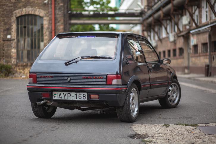 Galéria: Rulettkerék - Peugeot