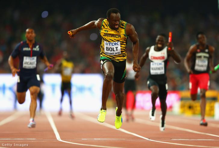 Bolt a 2010-es pekingi olimpián.
