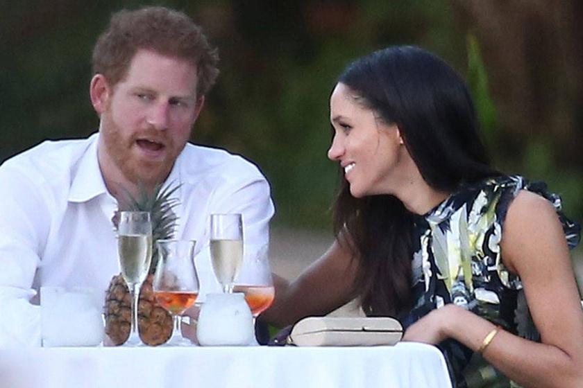 Harry és Meghan első közös nyaralása Jamaicában
