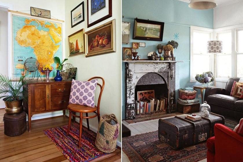 A vintage stílusú nappali tetszik? Akkor igen komplex és céltudatos személyiség vagy. Te melyik típushoz tartozol a nyolc közül?