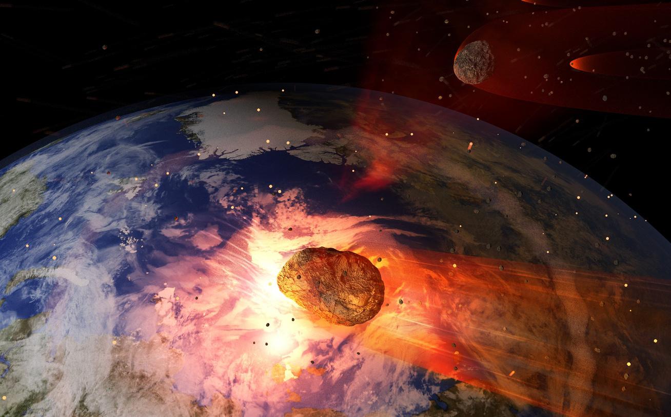 Aszteroida kihalás - Terasz | Femina