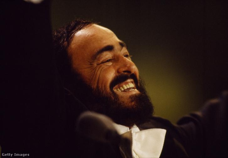 Luciano Pavarotti 1994-ben