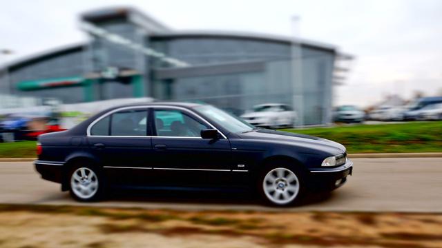 BMW 525tds (E39)