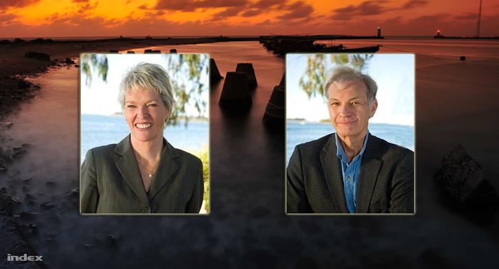 Jennifer Marohasy és John Abbot