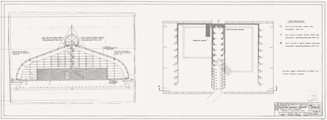 GE-1 Világítási nyomvonal terve-1 nagy méret