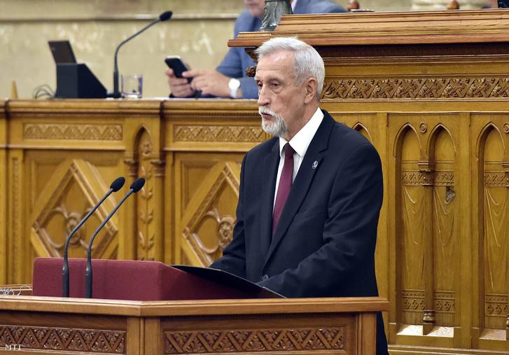 Warvasovszky Tihamér, az Állami Számvevőszék (ÁSZ) alelnöke tájékoztatót tart az ÁSZ 2016. évi szakmai tevékenységéről és beszámol az intézmény működéséről az Országgyűlés plenáris ülésén 2017. május 31-én