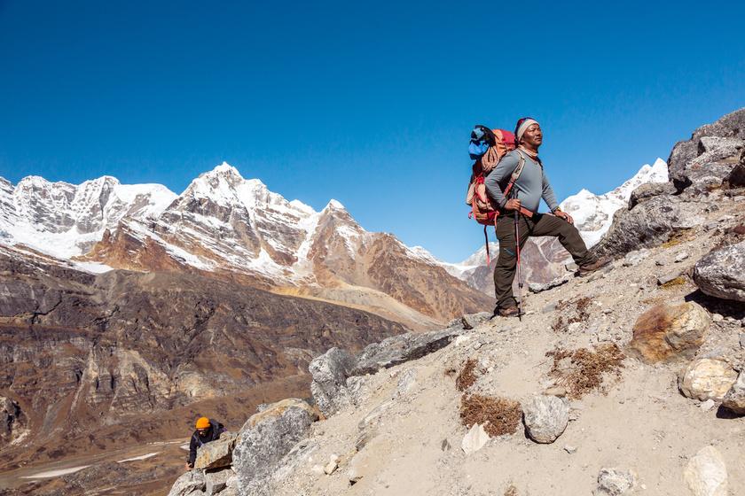 Serpa a Himalájában