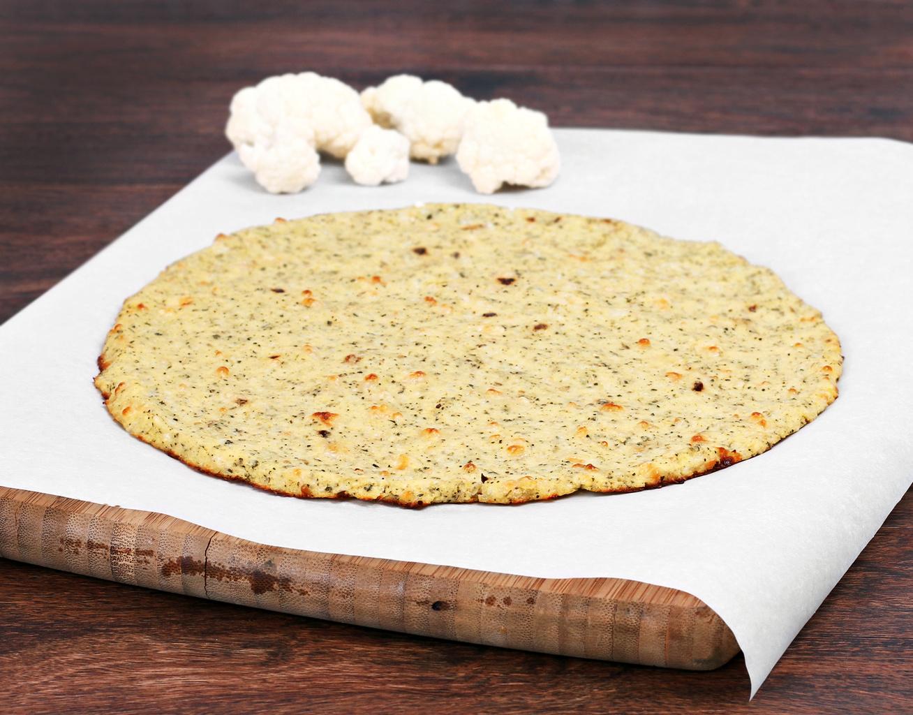 Ropogós karfiollepény szénhidrát nélkül: ha ezt eszed a hizlaló péksütik helyett, fogyni fogsz