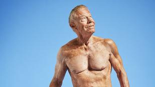 Sose találná ki, hány éves a világ legöregebb testépítője