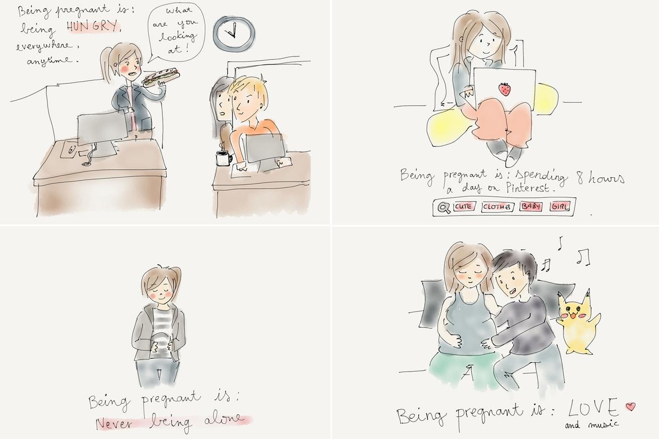 terhesseg-rajzok