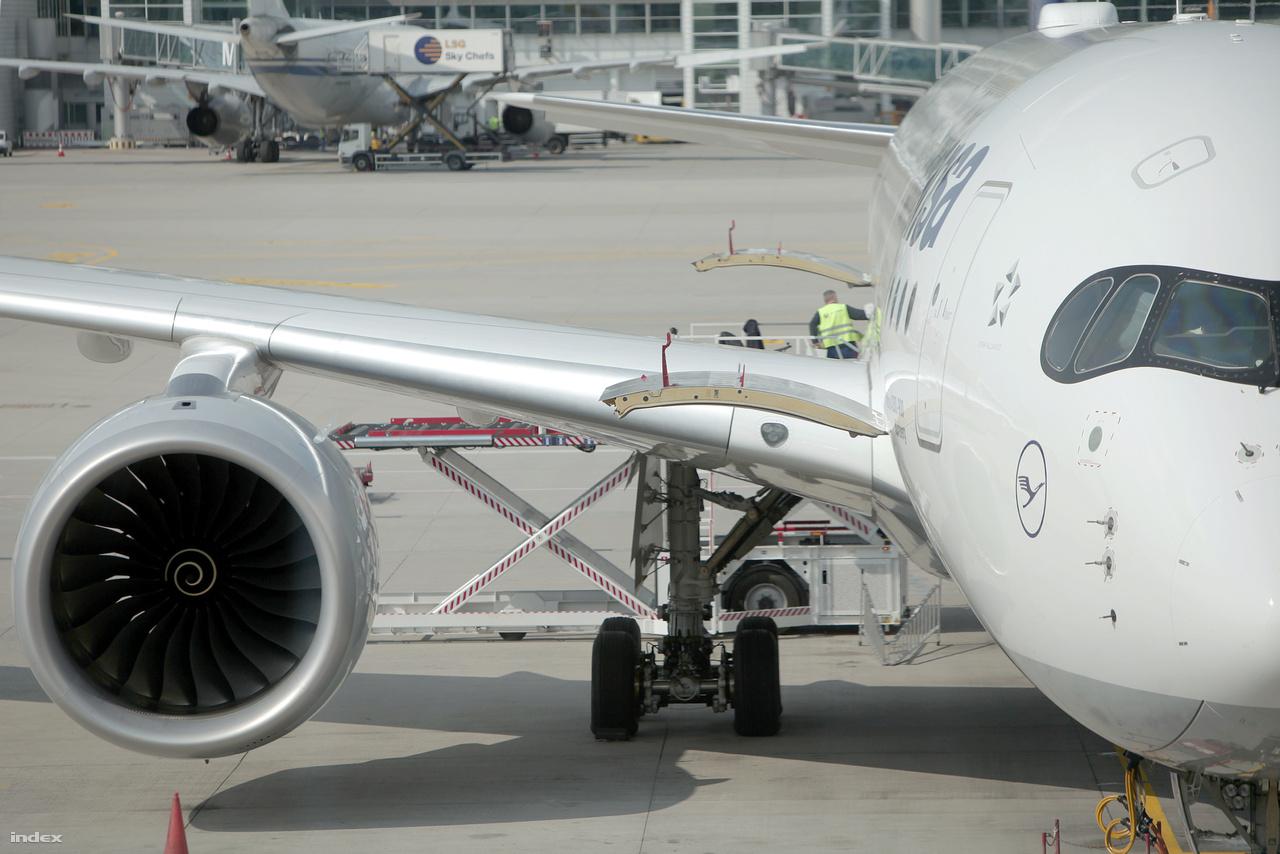 Az új Airbus A350-es flotta első tagját idén februárban vette át a Lufthansa, azóta már az ötödik gép kezdi meg szolgálatát.