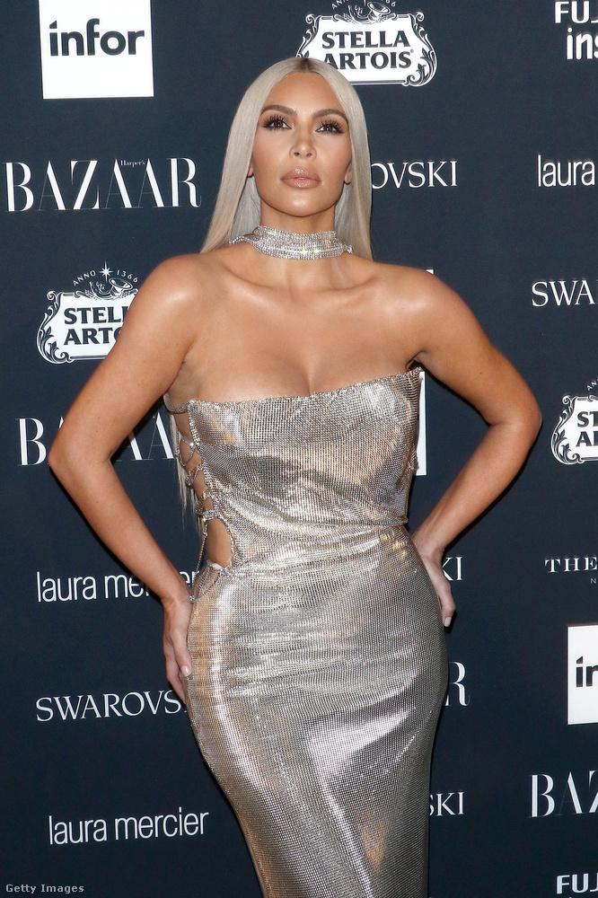 Mivel a New York-i Divathét miatt Kardashian éppen sokat jár ide-oda eseményekre, az elhangzottakkal kapcsolatban már meg is kérdezték az újságírók