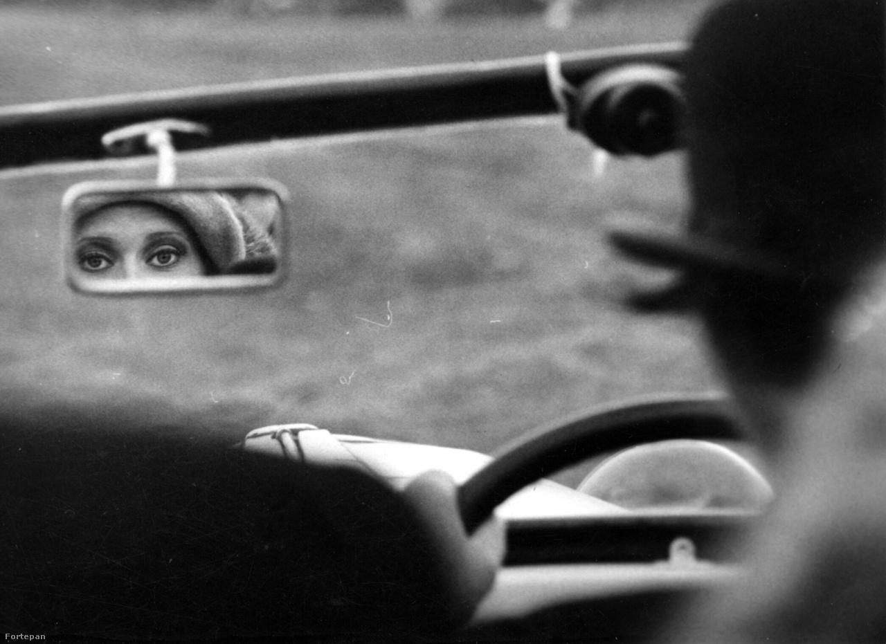 """Esztergályos Cecíliába Szabó István Te című kisfilmje után szerettett bele Sándor Pál rendező. """"Nagyszerű színésznőnek tartottam és tartom most is. Két dolog miatt:  az egyik ezek a szemek. A másik:..."""""""