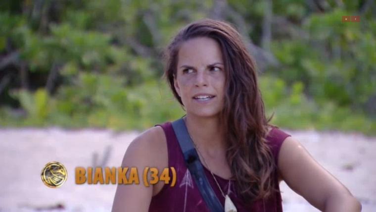 Feri ősi ellensége, Bianka?Ő lenne a legszebb csaj a szigeten?