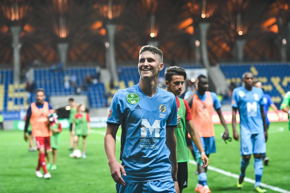Sallai Roland a Balmazújváros elleni mérkőzésen