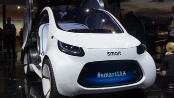 Kínába költöztetik a Smartot