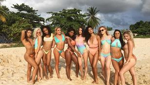Felháborító vagy oké, hogy a Sports Illustrated az Irma hurrikán sújtotta területről posztol bikinis csajokat?