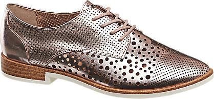 A különleges rózsaarany dandy cipő a Deichmannban most akciósan 3495  forintért lehet a tiéd. Csinos 6d2a06289f