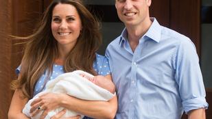 Egyesek nagyon nincsenek lenyűgözve attól, hogy Katalin hercegné a harmadik gyerekét várja