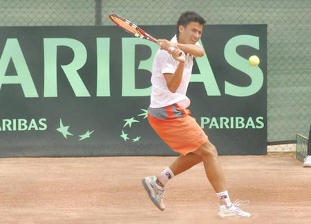 Balázs Attila (Fotó: Magyar Tenisz Szövetség)
