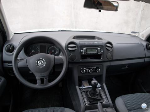 Szokásos VW táj