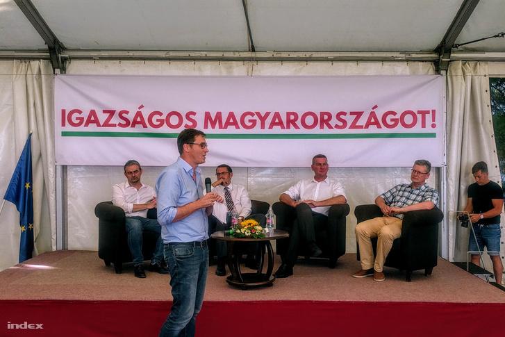 Értelmiségi találkozó Szegeden Botka László szervezésében, 2017. augusztus 26-án