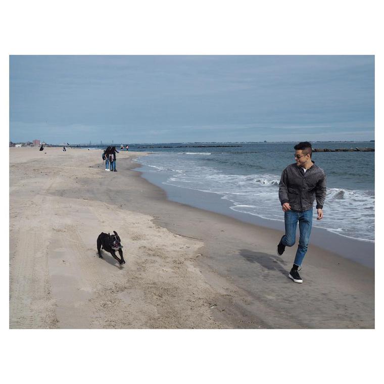 Mindenesetre sokatmondó, hogy még kutyát is együtt sétáltatnak, Doubleday pedig nemigen mutatkozik együtt más férfivel az interneteken (sem)