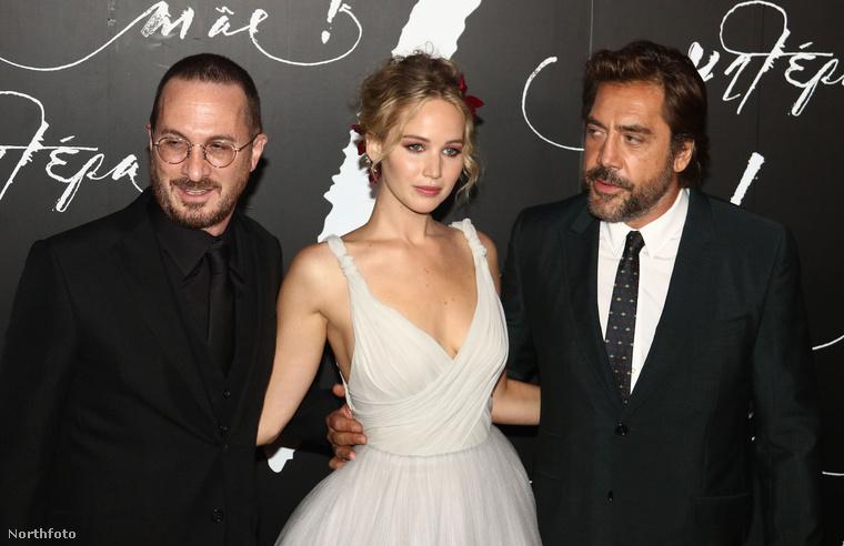 Darren Aronofsky 21 évvel idősebb Jennifer Lawrence-nél