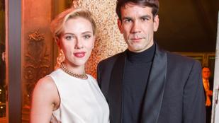 Scarlett Johanssonnak most lett végleges a válása