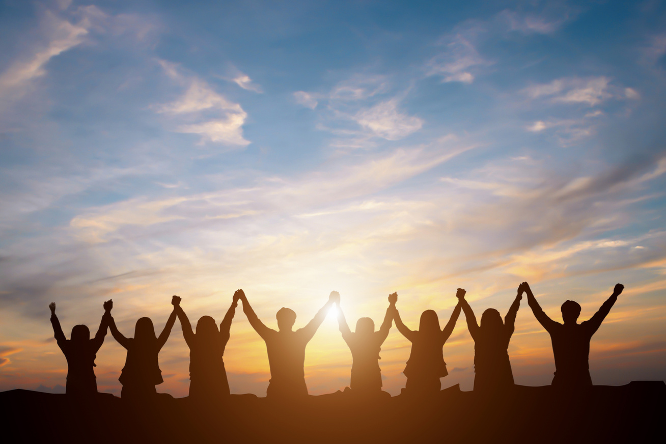 boldog-emberek-siker-csapat