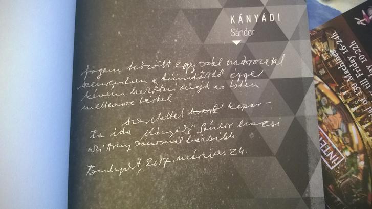 részlet a 24 karát című kötetből