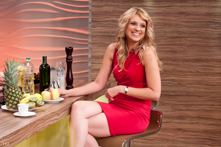 Szalai Vivien a TV2 hírigazgatója