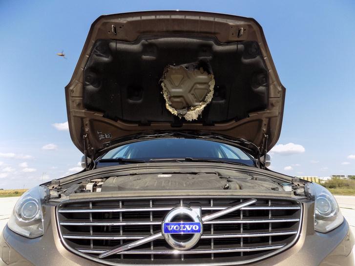 Volvo hangszigetelés, a nyestek ajánlásával