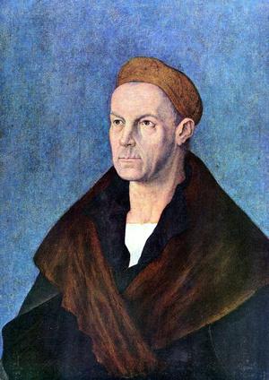 Albrecht Dürer: Jakob Fugger (1518)