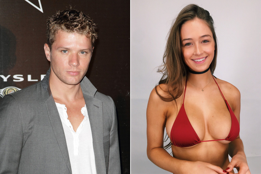 Ryan Phillippe és Elsie Hewitt