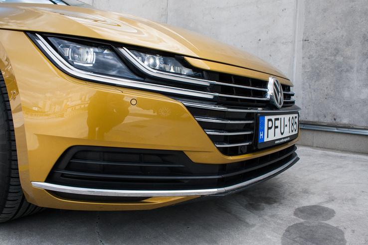 Hasonló lesz a jövő Volkswagenjeinek formavilága is
