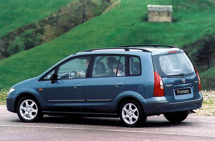 0333436-Mazda-Premacy-1.8-Comfort-1999
