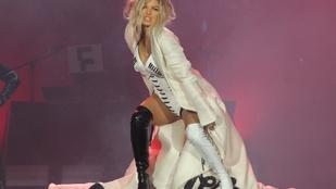 9 hihetetlenül szexi pillanat a frissen szakított Fergie visszatérő show-jából