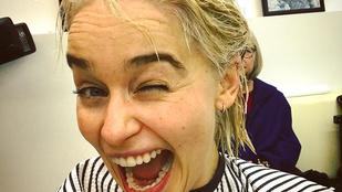 Átalakulás: Emilia Clarke hirtelen tényleg Targaryenné változott