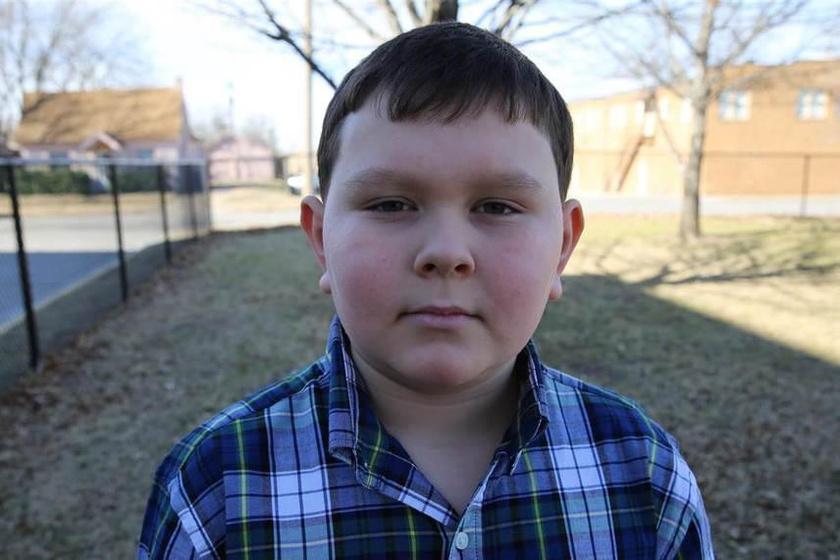 Ryan 11 éves korában mesélte el történetét a nagyvilágnak