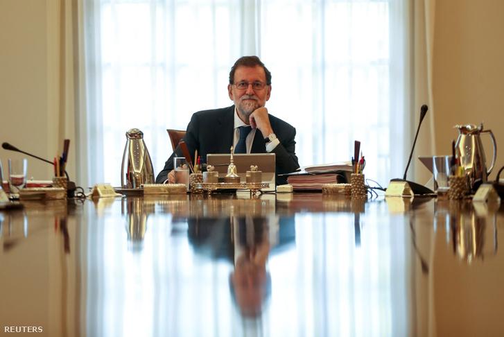Mariano Rajoy, Spanyolország miniszterelnöke