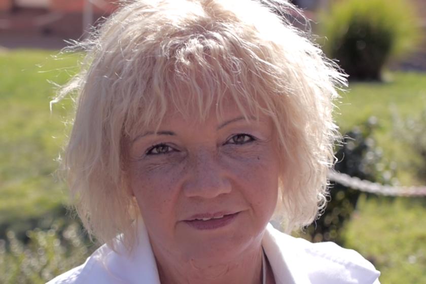 Puskás Gabriella, Az Emlőrák Gyógyításáért Alapítvány elnöke