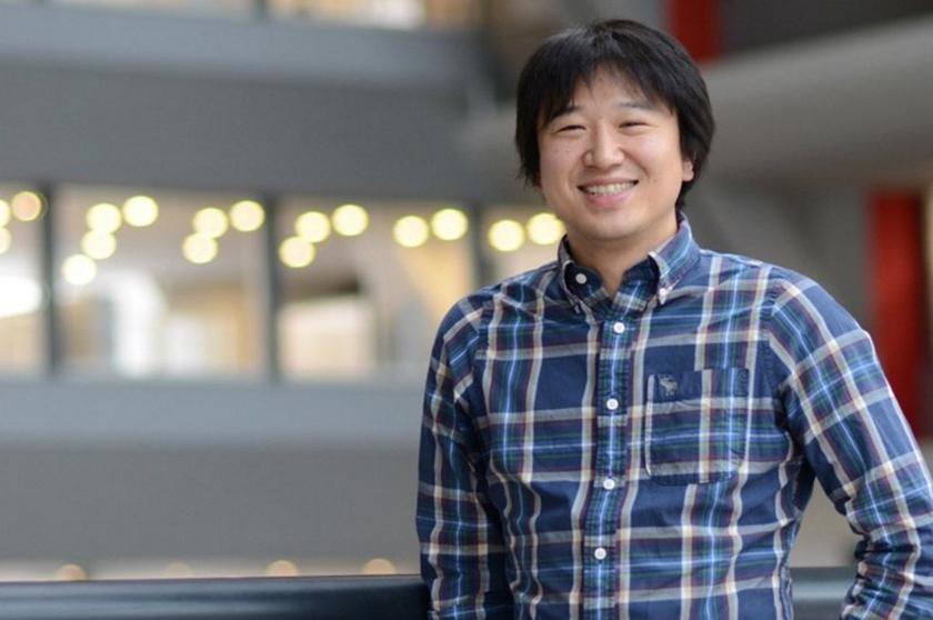 Mr. Emoji, azaz Shigetaka Kurita ma