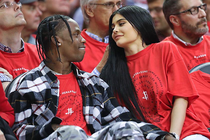 Kylie Jenner és Travis Scott április óta vannak együtt