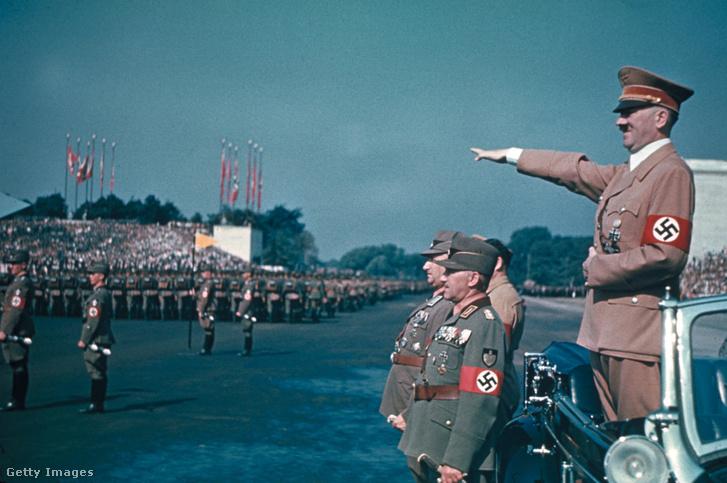 Adolf Hitler 1937-ben